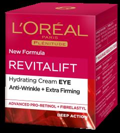 L'Oreal Paris Revitalift Hydrating Red Cream Eye (15mL)