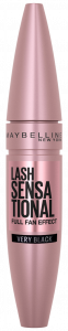 Maybelline New York Lash Sensational Mascara (9,5mL) Black