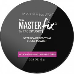 Maybelline New York Facestudio Master Fix Setting & Perfecting Loose Powder Translucent