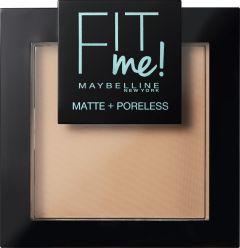 Maybelline New York Fit Me Matt & Poreless Powder (9g)