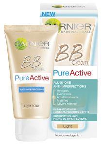 Garnier Skin Naturals Pure Active BB Cream (50mL)