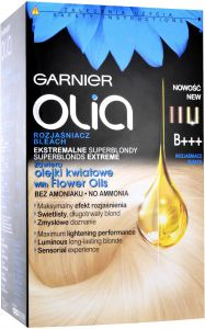 Garnier Olia No Ammonia Oil-based Permanent Bleach B+++