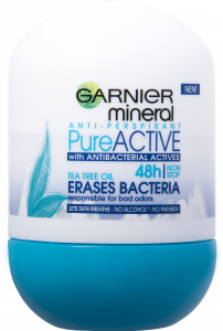 Garnier Mineral Pure Active Roll-on (50mL)