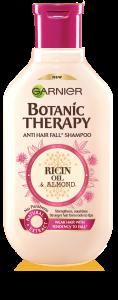Garnier Skin Naturals Botanic Therapy Ricin Almond Shampoo (250mL)