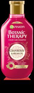 Garnier Skin Naturals Botanic Therapy Argan Cranberry Shampoo (250mL)