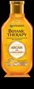 Garnier Skin Naturals Botanic Therapy Argan Camelia Shampoo (250mL)