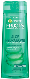 Garnier Fructis Aloe Hydra Bomb Hydrating Shampoo For Normal And Dry Hair (250mL)