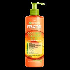 Garnier Fructis Goodbye Damage 10-in-1 Repairing Leave-in Cream for Damaged Hair (400mL)