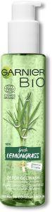 Garnier Bio Detoxifying Gel Wash with Organic Lemongrass Essential Oil (150mL)