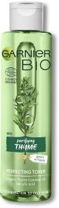 Garnier Bio Perfecting Toner with Organic Thyme Essential Oil (150mL)