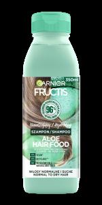 Garnier Fructis Hair Food Aloe Hydrating Shampoo for Normal to Dry Hair (350mL)
