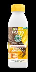 Garnier Fructis Hair Food Banana Nourishing Conditioner for Dry Hair (350mL)