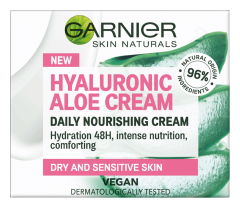 Garnier Skin Naturals Hyaluronic Aloe Gel-Cream (50mL)