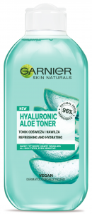 Garnier Skin Naturals Hyaluronic Aloe Face Toner - All Skin Types (200mL)