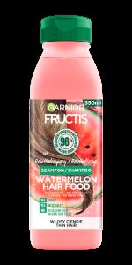 Garnier Fructis Hair Food Watermelon Revitalizing Shampoo for Thin Hair (350mL)