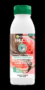 Garnier Fructis Hair Food Watermelon Revitalizing Conditioner for Thin Hair (350mL)