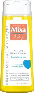 Mixa Baby Very Mild Micellar Shampoo (250mL)