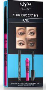 NYX Professional Makeup Your Epic Cat Eye Set