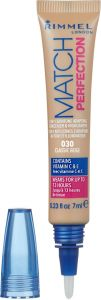 Rimmel London Match Perfection 2in1 Concealer (7mL) Classic Beige