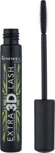 Rimmel London Extra Super Lash 3D Mascara (8mL) 003 Extreme Black
