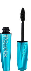 Rimmel London Wonder Full Waterproof Mascara (11mL) 001 Black