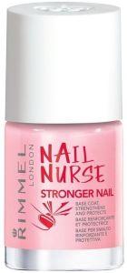 Rimmel London Nail Nurse Stronger Nail Base Coat (12mL)