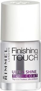 Rimmel London Finishing Touch Ultra Shine Top Coat (12mL)