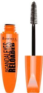 Rimmel London Scandaleyes Reloaded Mascara (14mL) 001 Black