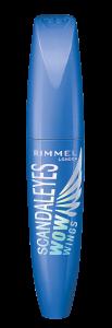 Rimmel London Scandaleyes Wow Wings Mascara Waterproof (12mL)