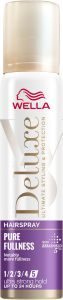 Wella Deluxe Pure Fullness Ultra Strong Hold Hairspray (75mL)