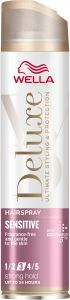 Wella Deluxe Sensitive Strong Hold Hairspray (250mL)