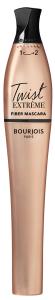 Bourjois Paris Twist Extrme Fiber Mascara (8mL) 24 Black