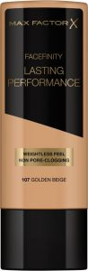 Max Factor Lasting Performance Foundation (35mL) 107 Golden Beige