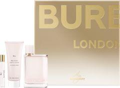 Burberry Her EDP (100mL) + BL (75mL) + EDP (7,5mL)