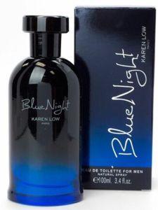 Karen Low Blue Night for Men EDT (100mL)