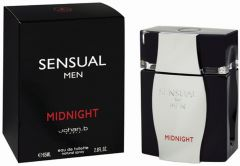 Johan.b Sensual Midnight For Men EDT (85mL)
