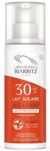 Laboratoires de Biarritz  Certified Organic Sunscreen Lotion SPF30 (100mL)