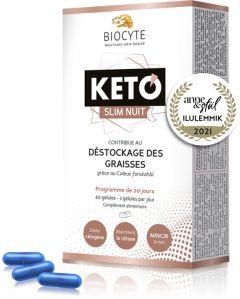 Biocyte Keto Night Slimming (60pcs)