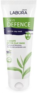 Aroma Labora Skin Defence 1 Minute Detox Clay Mask (75mL)