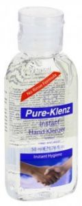Pure-Klenz Hand Sanitizer (50mL)