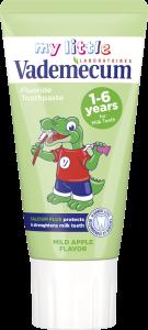 Vademecum Kids Toothpaste Junior Apple (50mL)