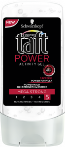 Taft Gel Power Activity (150mL)
