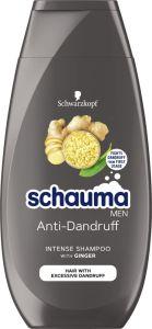Schauma Shampoo Anti-Dandruff Intensive (250mL)
