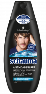 Schauma Shampoo Anti-Dandruff Intensive (400mL)