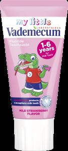 Vademecum Kids Toothpaste Junior Strawberry (50mL)