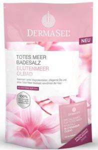 Dermasel Magnolia Flower Sea Bath (400g+20mL)