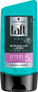 Taft Gel Stand Up Look (150mL)