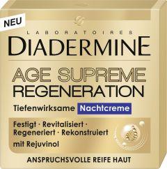 Diadermine Age Supreme Regeneration 50+ Night Cream (50mL)