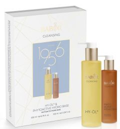 Babor Cleansing Set Hy-Öl + Phytoactive Hydro Base (200mL+100mL)
