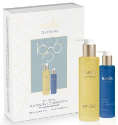 Babor Cleansing Set Hy-Öl + Phytoactive Combination (200mL+100mL)